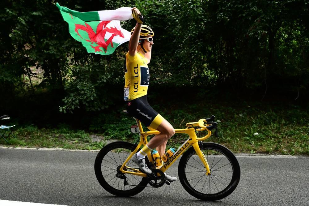 Mes favoris pour le maillot jaune #1 : Geraint Thomas 🇬🇧